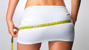 Büyük kalçalı olmak sağlıklı bir vücudun işareti