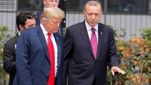 Trump'tan Halkbankası için flaş talimat! Erdoğan açıkladı