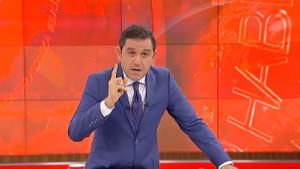 Fatih Portakal'dan yandaş medyaya tepki: Bu kadar mı endişe veriyorum size?
