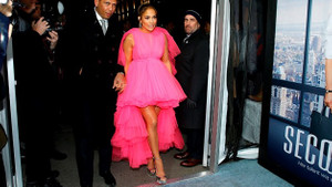 Jennifer Lopez Second Act galasına damga vurdu