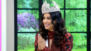 Dünyanın en güzel mankeni Iman Casablanca'dan Türk erkekleri itirafı