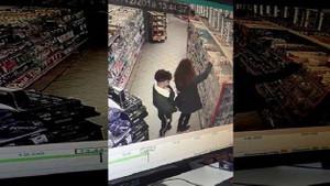 Markette şoke eden olay! Genç kızın arkasına geçip mastürbasyon yaptı