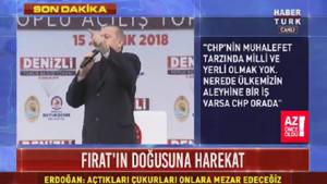 Fatih Portakal ile ilgili konuşan Erdoğan'ın sözleri