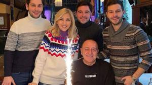 Sabancı Ailesi Ömer Sabancı'nın doğum günü için Budapeşte'ye gitti