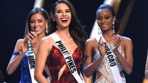 Baş döndüren güzelliğiyle Miss Universe 2018'in kraliçesi: Cristino Gray