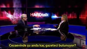 Cumhurbaşkanlığı Başdanışmanı Gülnur Aybet: Türkiye'de gazetecilikten mahkum olan yok