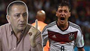 Fatih Altaylı'dan Abdülhamit'li paylaşım yapan Mesut Özil'e sert tepki
