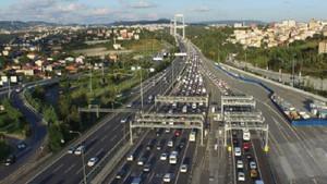 İstanbul, trafiği en yoğun olan kentler sıralamasında ilk 5'te