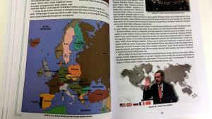 Erdoğan'ın Dünya 5'ten büyüktür sözü 12. sınıf tarih kitabında