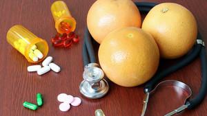 Bu ilaçları alıyorsanız sakın greyfurt yemeyin