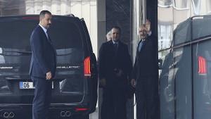 Ameliyat olan Kemal Kılıçdaroğlu'nun ilk görüntüsü
