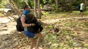 Gamze Aksu ödül oyunu sonrası adada fenalaştı