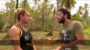 Survivor 2018'de Nagihan krizi çıktı: Seni kıskanıyorlar