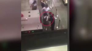 Havaalanında taciz skandalı! Erkeklere transit geçiş, kadınlara...