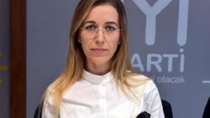 İYİ Parti'li kadınlardan çocuk ve kadın istismarına tepki