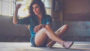 Serenay Aktaş: Bakışlarım çok seksi