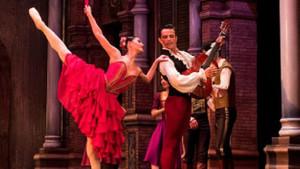 Don Kişot balesi İstanbul'da izleyiciyle buluşuyor