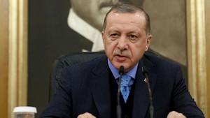 Cumhurbaşkanı Erdoğan: Afrin Harekatında 935 terörist öldürüldü