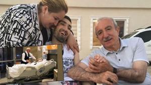 AK Partili Orhan Miroğlu oğlu için kan arıyor