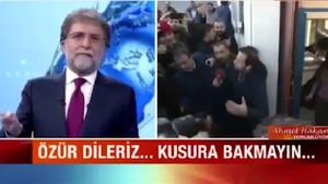 Ahmet Hakan, Seren Serengil haberi için özür diledi