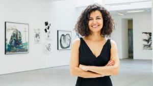 Londra'daki dünyaca ünlü sanat vakfının direktörlüğüne Fatoş Üstek getirildi