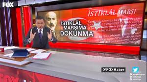 Erdoğan'ın İstiklal Marşı çıkışı, Fatih Portakal'ı çok kızdırdı