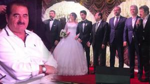 İbrahim Tatlıses torununu evlendirdi! Geline altın kemer takıldı