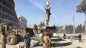 Kawa heykeli nedir, Demirci Kawa kimdir? Teröristler neden önem veriyor?