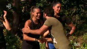 Survivor 2018'de Nihat Doğan ve Damla kavgası! Önce tartıştı sonra elini öpüp özür diledi
