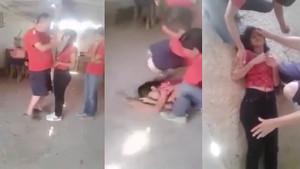 Şifacı adamın cin çıkarma ayini izleyenleri şaşkına çevirdi