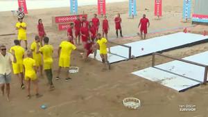 Rumen yarışmacı Turabi'nin labutunu devirince olanlar oldu