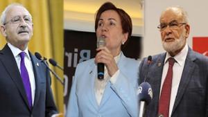 Milliyet yazarı: CHP - İyi Parti - Saadet ittifakı olmaz, ama...