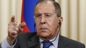 Lavrov'dan ABD'ye uyarı: Suriye'de Libya tarzı bir maceraya girilmemeli