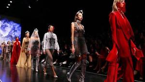 Mercedes-Benz Fashion Week İstanbul Fall 2018
