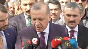 Erdoğan: Futbol teröründen öte kumpas var