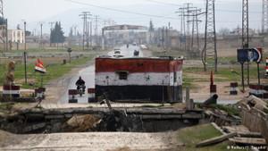 Suriye'deki güç dengesini gözler önüne seren resim