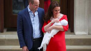 Kate Middleton ve Prens Williams'ın 3. çocuğu dünyaya geldi