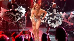 Time 100 galasına Jennifer Lopez damgası