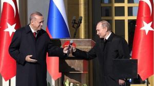 Rus medyasında Putin'in ziyareti: Batı düşman olmamızı istiyordu, Türkiye artık dostumuz