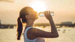 Bahar yorgunluğu için bol su