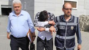 Kafede tanıştığı kıza evinin çatısında tecavüzden tutuklandı