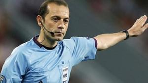 Cüneyt Çakır Dünya Kupası'nda maç yönetecek mi?