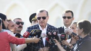 Recep Tayyip Erdoğan Suruç'taki olayın nasıl gerçekleştiğini anlattı