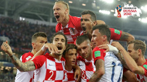 Hırvatistan galibiyetle başladı! Hırvatistan: 2 - Nijerya: 0