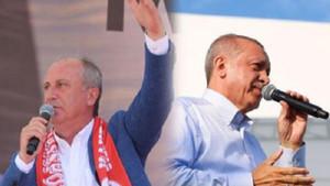 Muharrem İnce Erdoğan'a çağrısını Twitter'dan yineledi