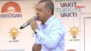 Erdoğan: 12 kere denediler, 12 kere yenildiler