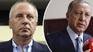 Muharrem İnce'nin köyünde sandıktan Cumhurbaşkanı Erdoğan çıktı