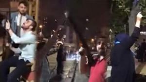 Seçim gecesi silahlarla sokağa çıkan 4 kişiye gözaltı: Serbest bırakılacaklar