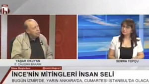 Yaşar Okuyan: Erdoğan yüzde 50 alsın kafama sıkarım