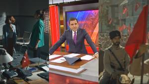 7 Haziran Perşembe reyting sonuçları: Avlu mu, Fatih Portakal mı, Vatanım Sensin mi?